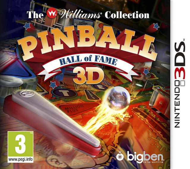 Pinball Hall of Fame: The Williams Collection 3D - Packshot