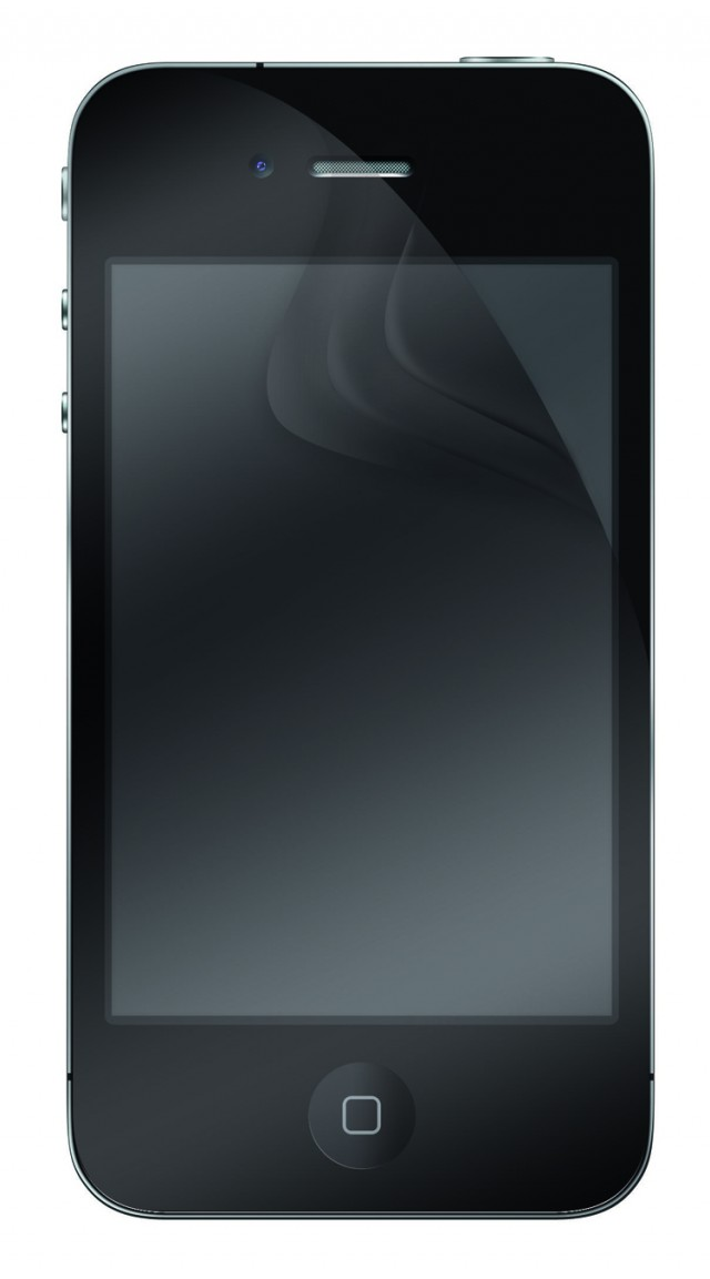 Triple layer Screen Protector for iPhone® 4/4S - Packshot