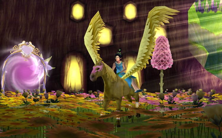 Bella Sara Horses Series 6 Magical Friends Trading Card ...