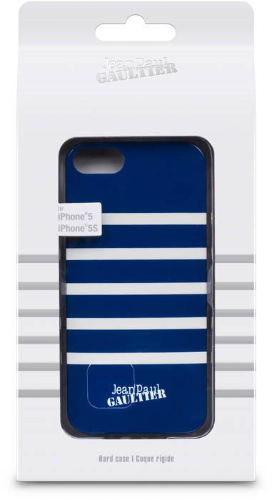 jean paul gaultier hard case marini re blue white. Black Bedroom Furniture Sets. Home Design Ideas