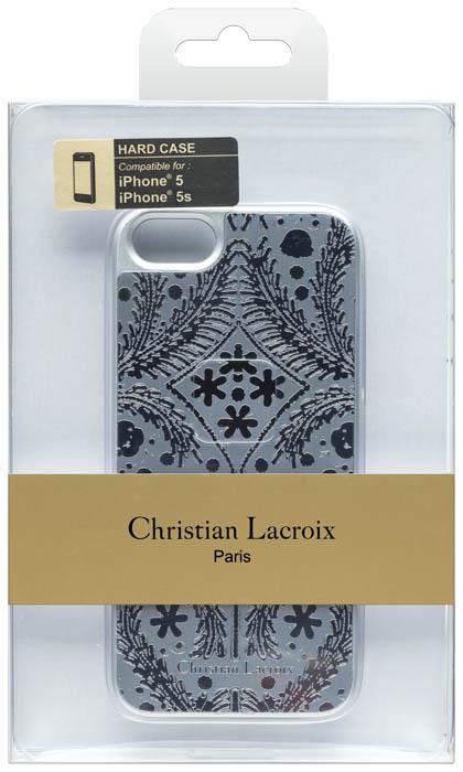 Christian lacroix hard case paseo oro y plata silver bigben en audio - Christian lacroix accessories ...