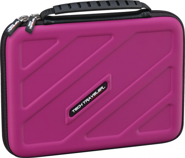 Carrying case for tablet (Pink) - Packshot
