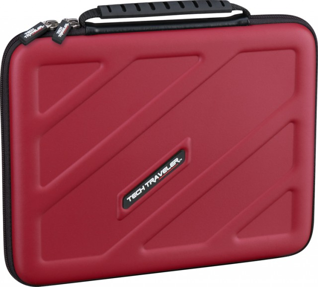 Carrying case for tablet (Red) - Packshot