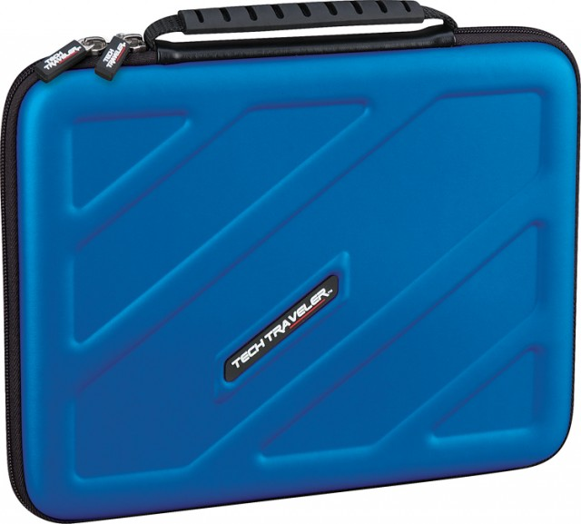 Carrying case for tablet (Blue) - Packshot