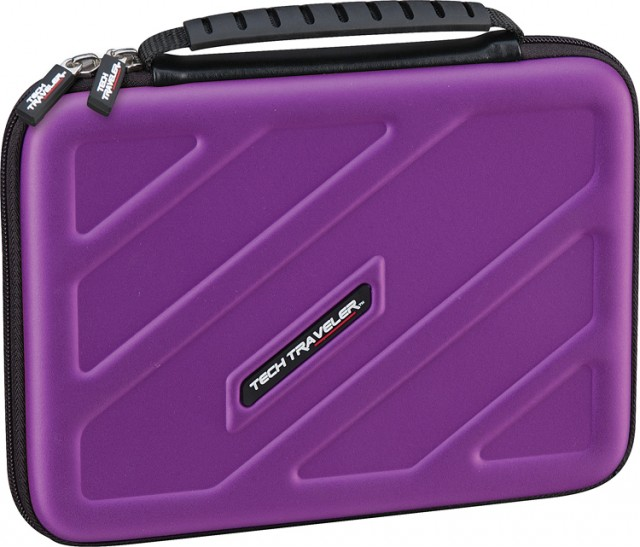 Carrying case for tablet (Purple) - Packshot