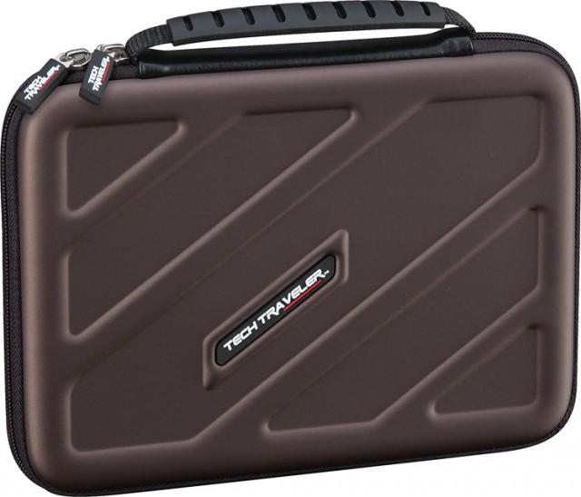 Carrying case for tablet (Brown) - Packshot