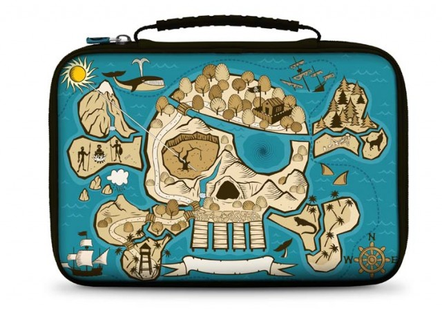 """Carrying case for tablet """"Pirate"""" - Packshot"""