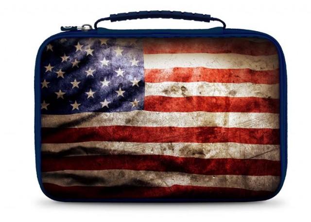"""Carrying case for tablet """"USA"""" - Packshot"""