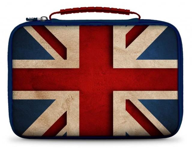 """Carrying case for tablet """"Union Jack"""" - Packshot"""