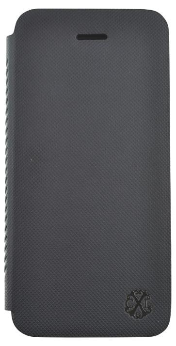 """CHRISTIAN LACROIX folio case """"Canvas CXL"""" (Black) - Packshot"""
