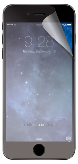 """Set of two screen protections """"One Touch"""" - Packshot"""