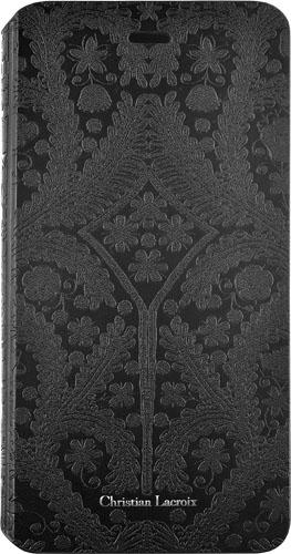 "CHRISTIAN LACROIX folio case ""Paseo"" (Black) - Packshot"