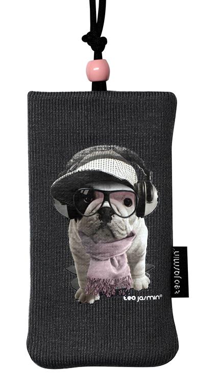 "Protection sock TEO JASMIN ""Groove"" - Packshot"
