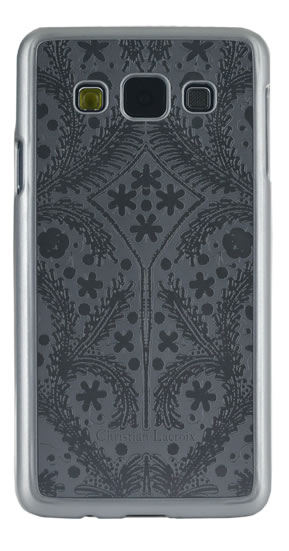 "Christian Lacroix Hard Case ""Paseo Oro y Plata"" (Silver) - Packshot"