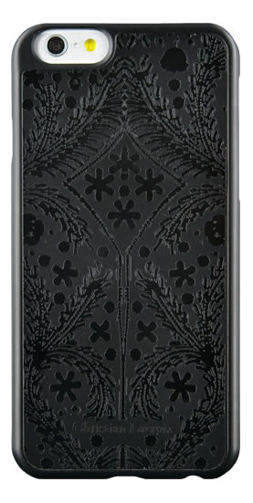 "Christian Lacroix Hard Case ""Paseo"" (Black) - Packshot"