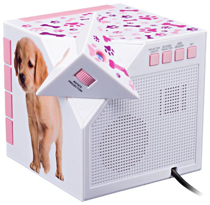 Alarm Clock Radio Happy Cube Rr70pdogs2 Bigben Bigben