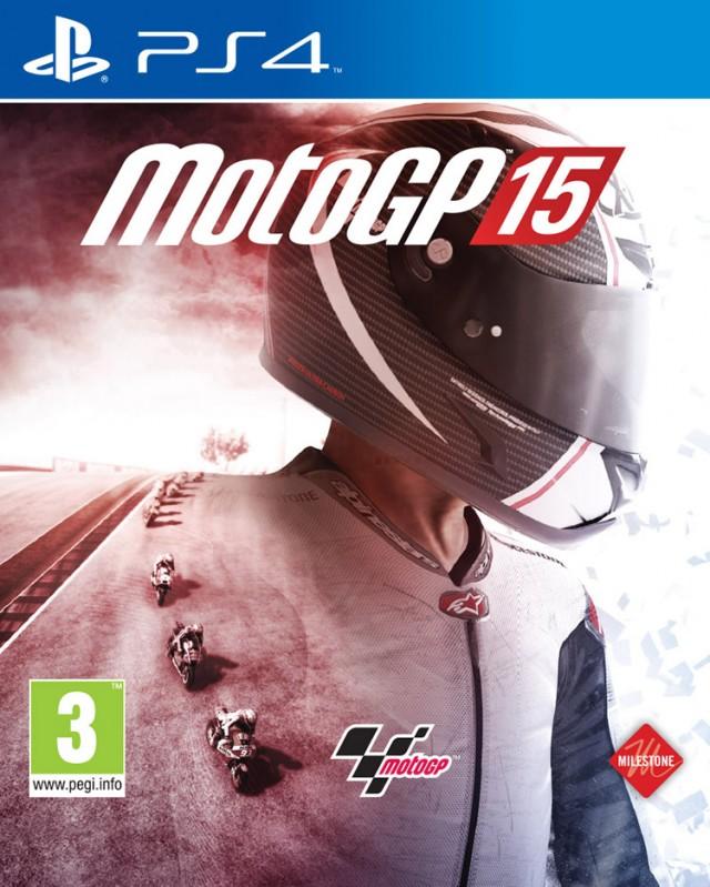 MotoGP™15 - Packshot