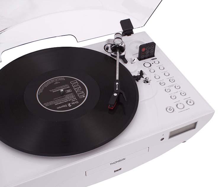 encoder turntable white tt401cd thomson bigben en audio rh bigben interactive co uk