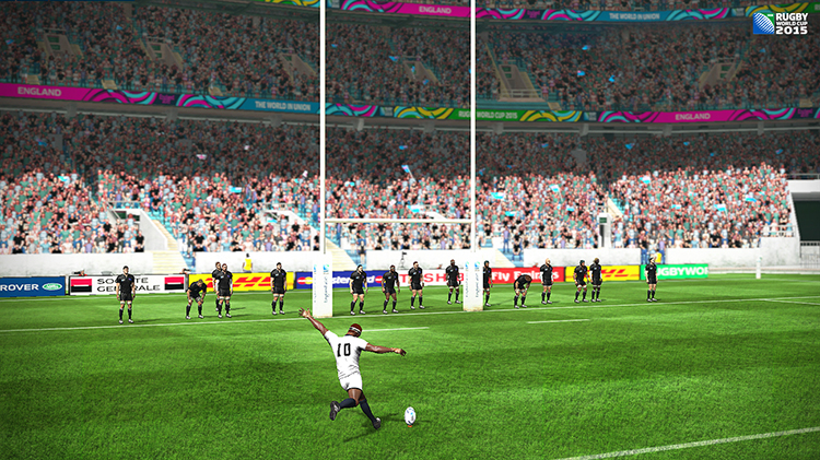 RUGBY WORLD CUP 2015 – Screenshot