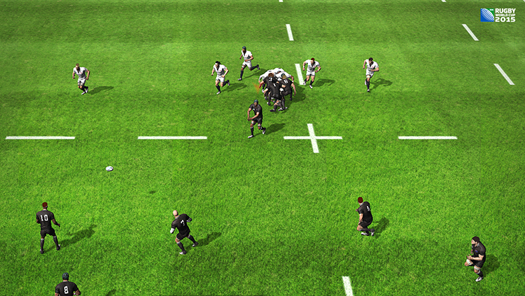 RUGBY WORLD CUP 2015 – Screenshot #1
