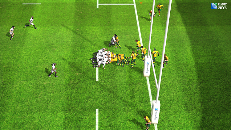 RUGBY WORLD CUP 2015 – Screenshot #2