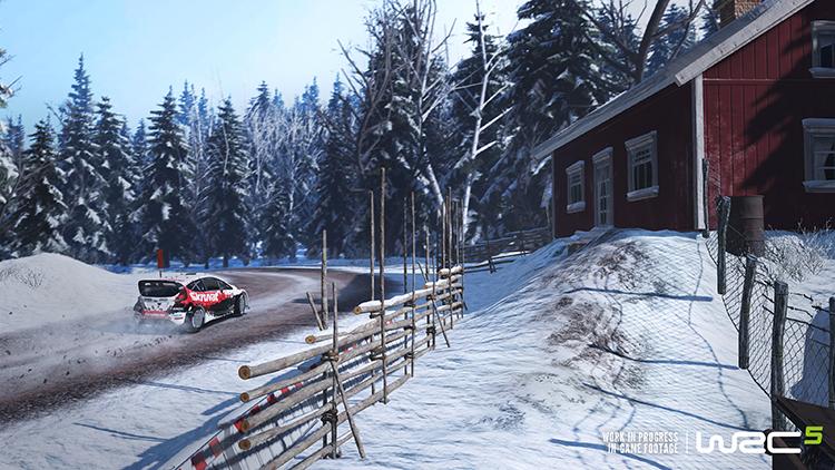 WRC 5 – Screenshot