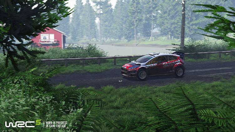 WRC 5 – Screenshot #4