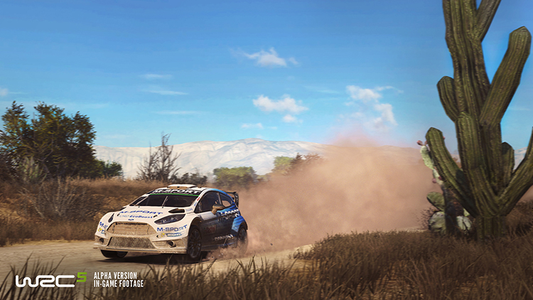 WRC 5 – Screenshot #7