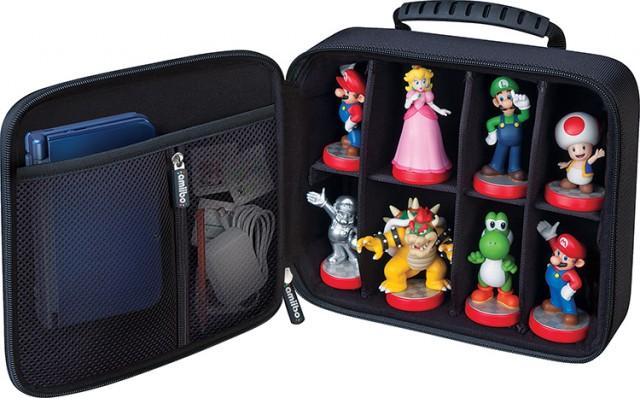 Carrying Bag for AMIIBO figures - Packshot
