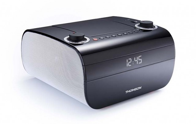 THOMSON CD-MP3 Portable Speaker - Packshot