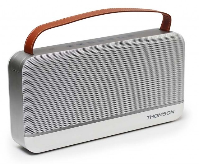 THOMSON Wireless Portable Speaker - Packshot