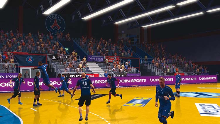 Handball 16 – Screenshot
