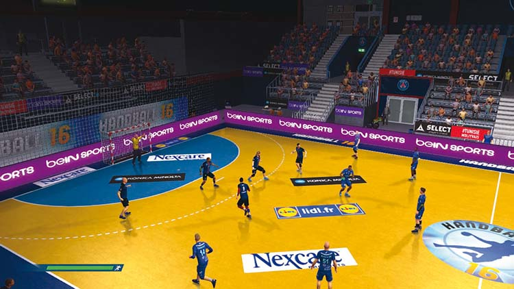 Handball 16 – Screenshot #2