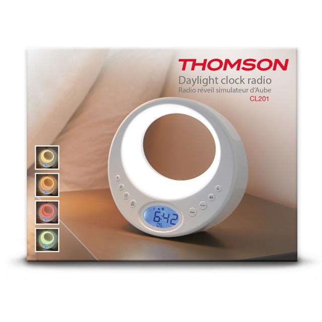 THOMSON Daylight Clock Radio – Image
