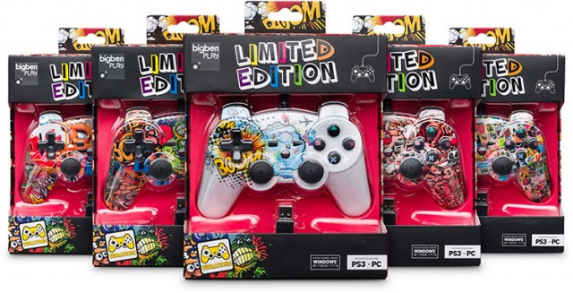 "Wired Controller Street"" (Limited Edition)"" - Packshot"