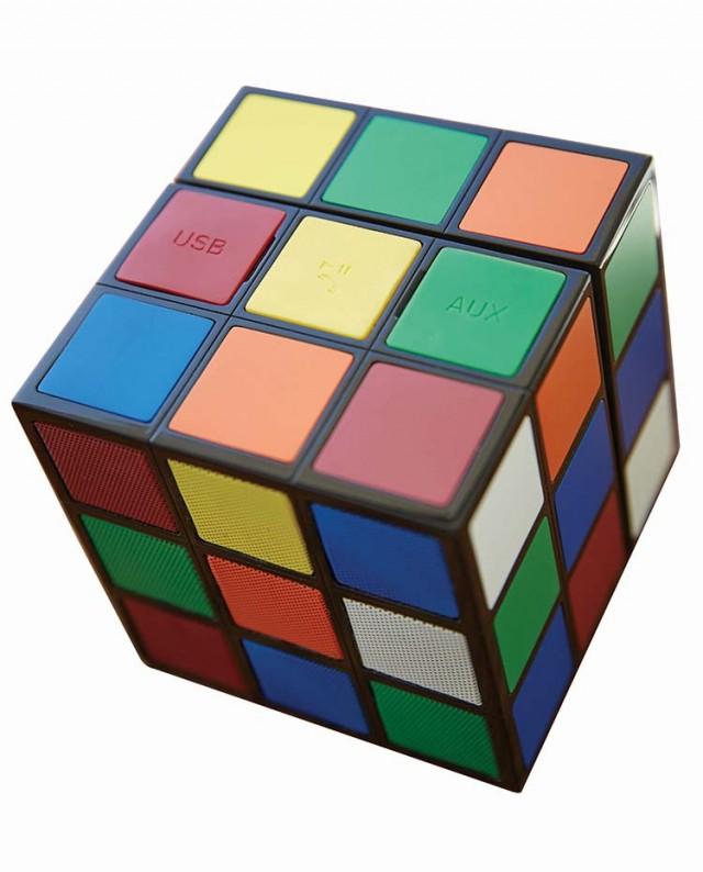 Rubik's Alarm Clock – Image