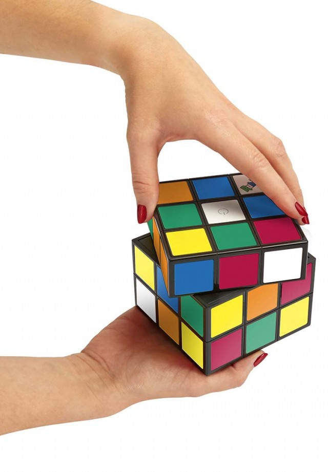 Rubik's Alarm Clock – Image   #4