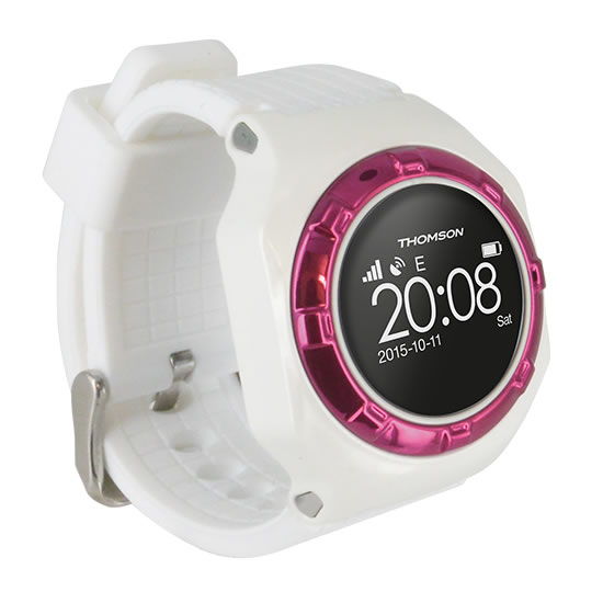 GPS Personal Watch (Pink) - Packshot