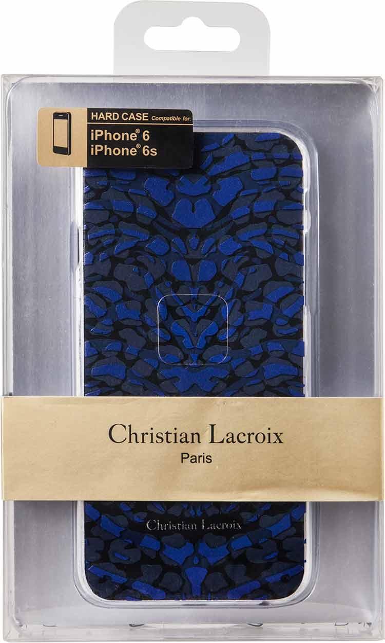 Christian lacroix hard case pantigre navy bigben en audio gaming sm - Christian lacroix accessories ...