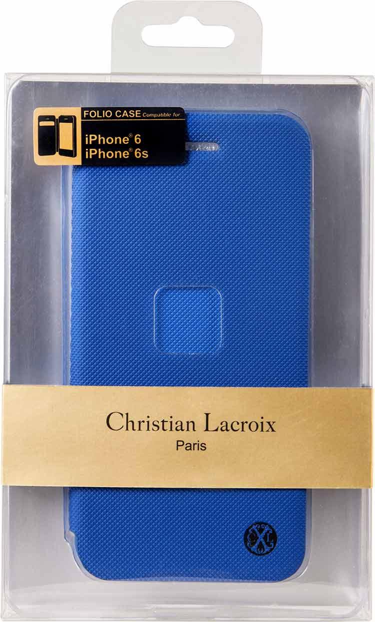 Christian lacroix folio case blue bigben en audio gaming smartphone - Christian lacroix accessories ...