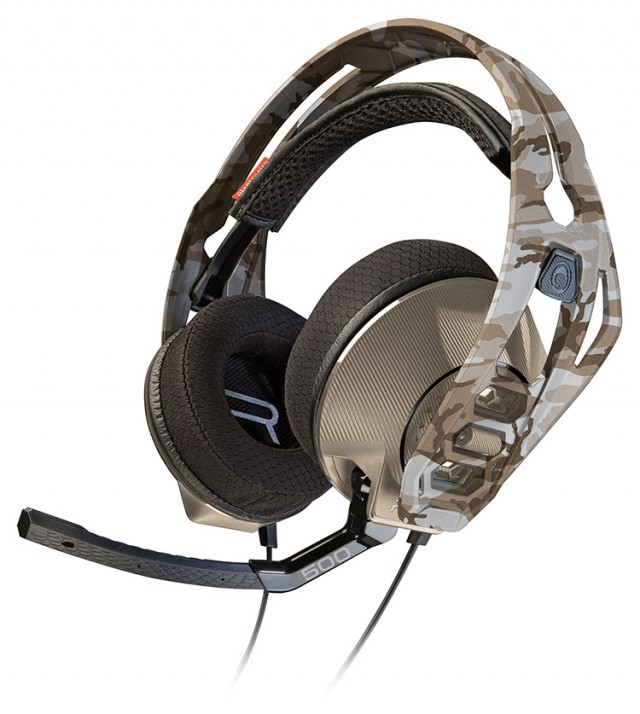 PLANTRONICS Gaming Headset RIG 500HXCAMO - Packshot