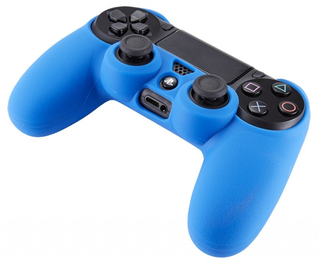 PS4™ 2 pack action grip for PS4 controllers - Packshot