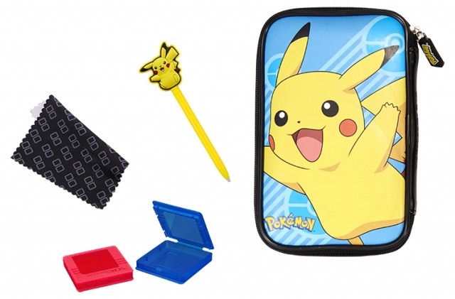 For Nintendo 3DS™ systems, game cardes and accessories - Packshot