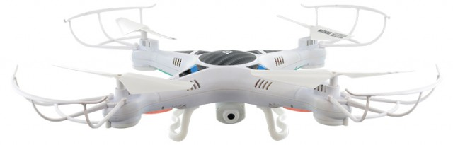 WI-FI drone with VGA camera – Packshot