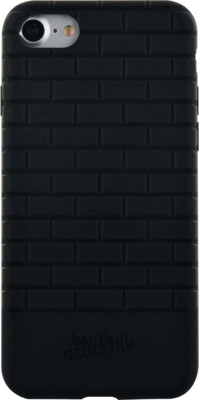 JEAN PAUL GAUTHIER semi-rigid case black bricks - Packshot