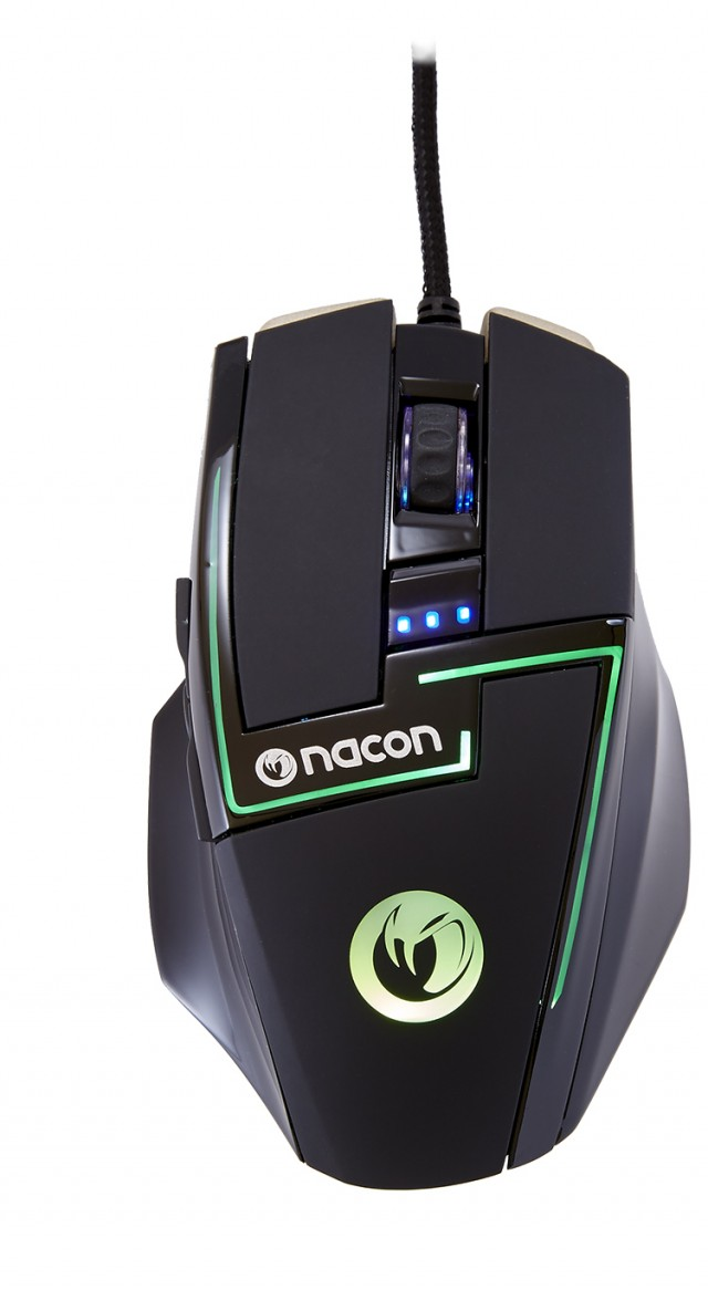 Laser gaming mouse NACON - Packshot