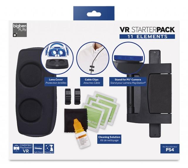 11 items for VR Headset - Packshot