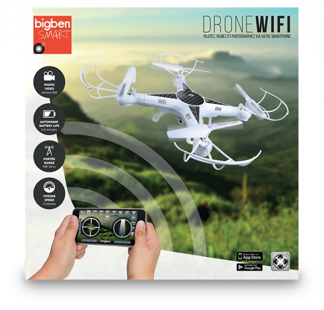 WI-FI drone with VGA camera – Image   #4