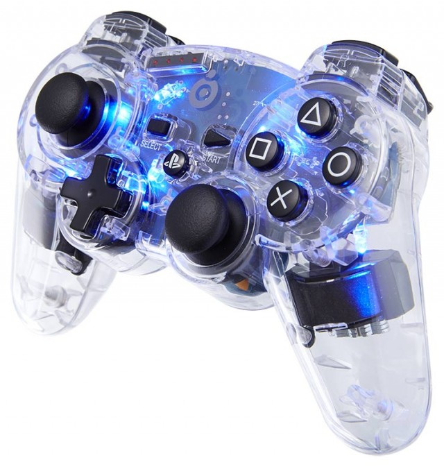 Luminous wireless controller for PS3™ – Image
