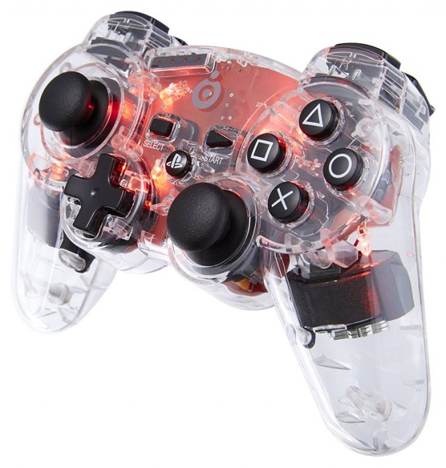 Luminous wireless controller for PS3™ – Image   #2